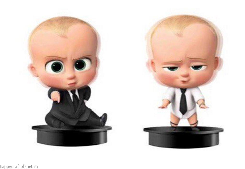 The Boss Baby PNG.